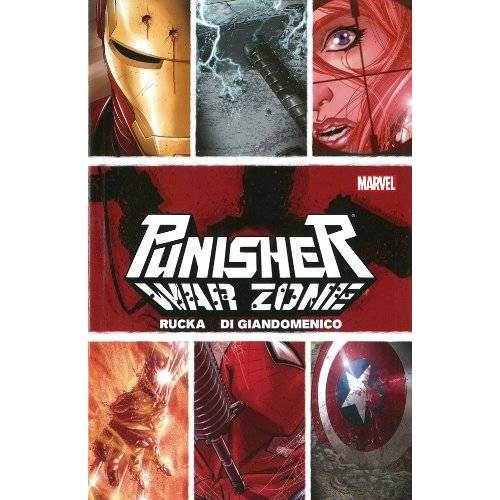 Greg Rucka - Punisher: Enter the War Zone (Punisher (Unnumbered)) - Preis vom 24.02.2021 06:00:20 h
