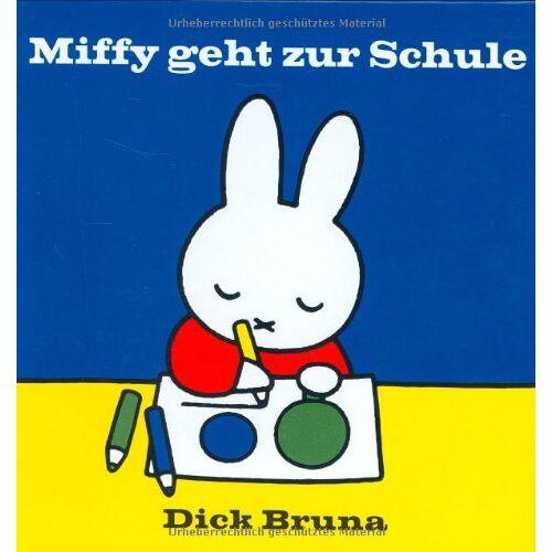 Dick Bruna - Miffy, Bd.3 : Miffy geht zur Schule - Preis vom 21.10.2020 04:49:09 h