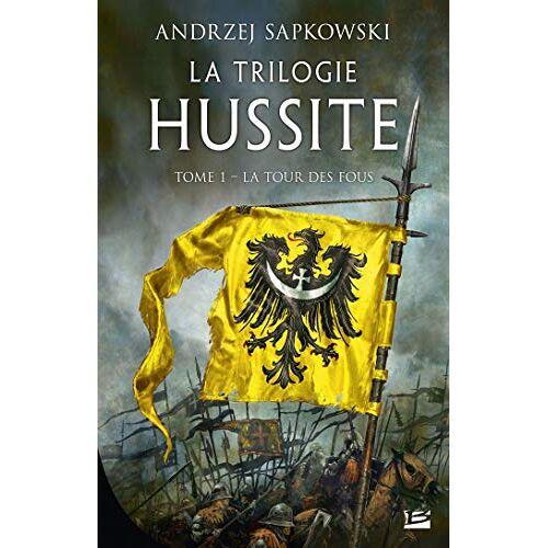 - La Trilogie hussite, T1 : La Tour des Fous (La Trilogie hussite, 1) - Preis vom 14.04.2021 04:53:30 h