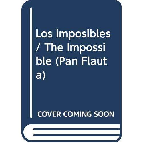 Ema Wolf - Los imposibles / The Impossible (Pan Flauta) - Preis vom 19.01.2021 06:03:31 h