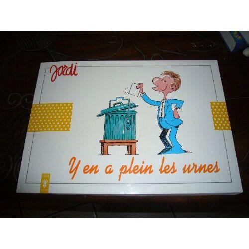 Jordi - Y en a plein les urnes - Preis vom 20.10.2020 04:55:35 h
