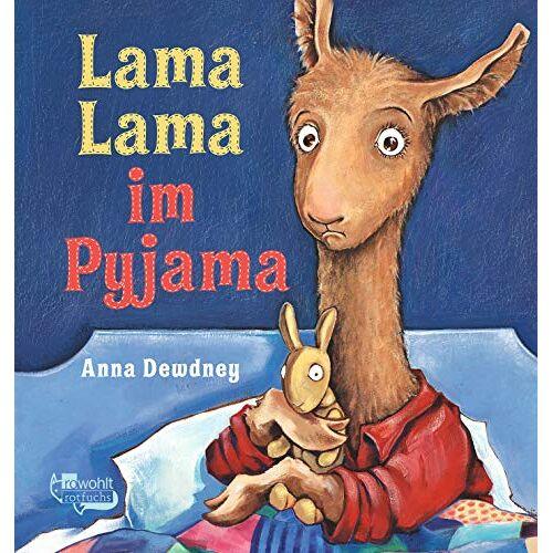 Anna Dewdney - Lama Lama im Pyjama - Preis vom 05.03.2021 05:56:49 h