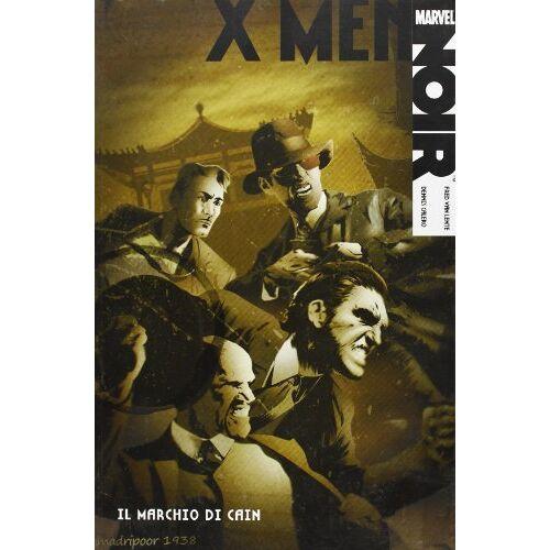 Dennis Calero - X-Men. Il marchio di Cain - Preis vom 15.04.2021 04:51:42 h