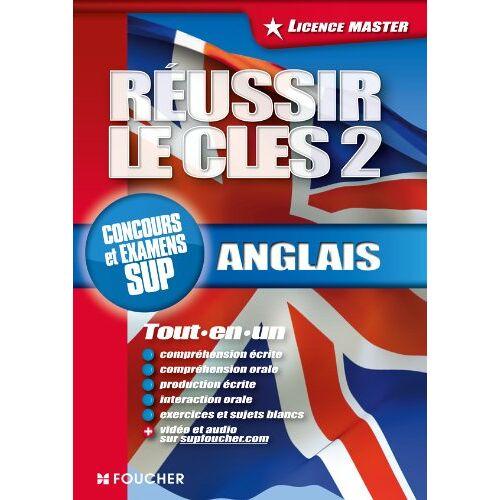 Emmanuelle Muller - Réussir le clés 2 : Anglais, concours et examens sup - Preis vom 31.03.2020 04:56:10 h