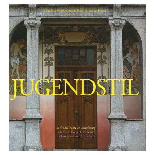 Groef, Muriel De - Jugendstil - Preis vom 18.10.2020 04:52:00 h