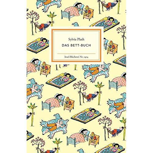 Sylvia Plath - Das Bett-Buch (Insel-Bücherei) - Preis vom 06.09.2020 04:54:28 h