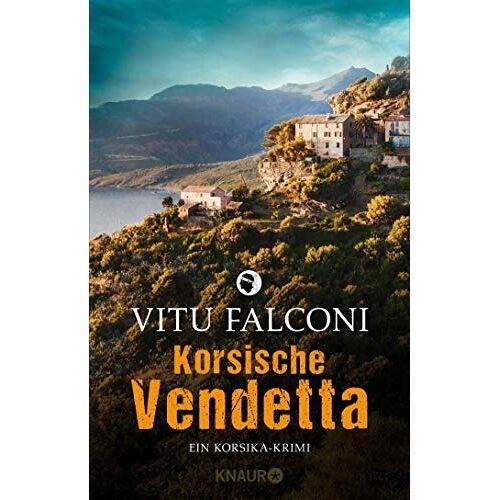 Vitu Falconi - Korsische Vendetta: Ein Korsika-Krimi (Ein Fall für Eric Marchand, Band 3) - Preis vom 18.04.2021 04:52:10 h