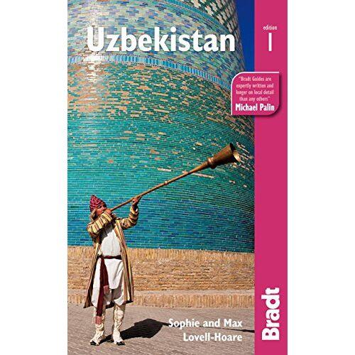 Sophie Lovell-Hoare - Uzbekistan (Bradt Travel Guide Uzbekistan) - Preis vom 24.10.2020 04:52:40 h