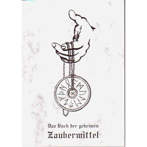 Frank Jaspers - Das Buch der geheimen Zaubermittel - Preis vom 13.09.2020 04:55:08 h
