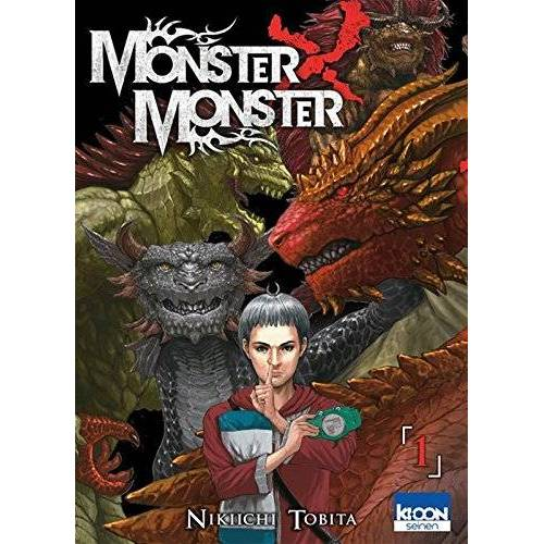 - Monster x Monster, Tome 1 : - Preis vom 25.02.2021 06:08:03 h
