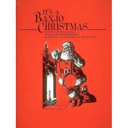 Hal Leonard Corp - It's a Banjo Christmas: Banjo Solo - Preis vom 24.02.2021 06:00:20 h