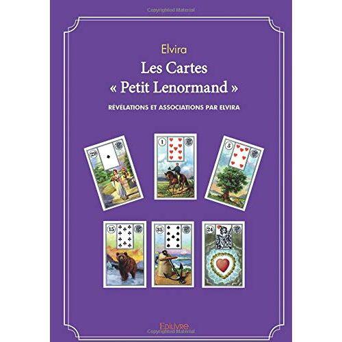 Elvira Elvira - Les Cartes « Petit Lenormand » - Preis vom 20.10.2020 04:55:35 h