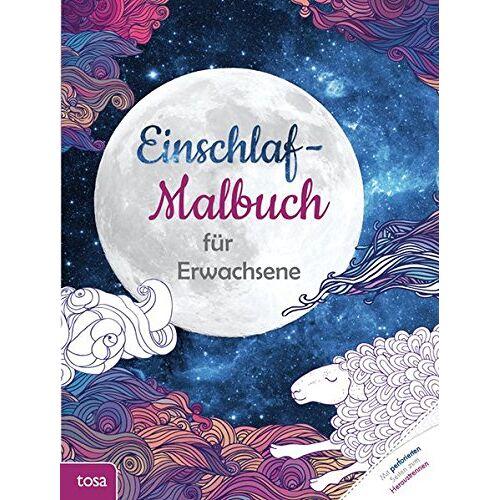 - Einschlaf-Malbuch für Erwachsene - Preis vom 17.07.2019 05:54:38 h