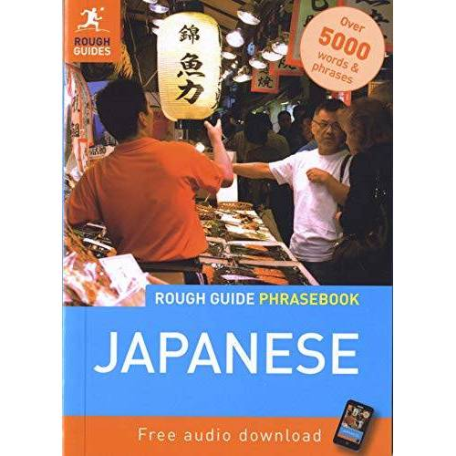 Rough Guides - Rough Guide Phrasebook: Japanese (Rough Guide Phrasebooks) - Preis vom 13.05.2021 04:51:36 h
