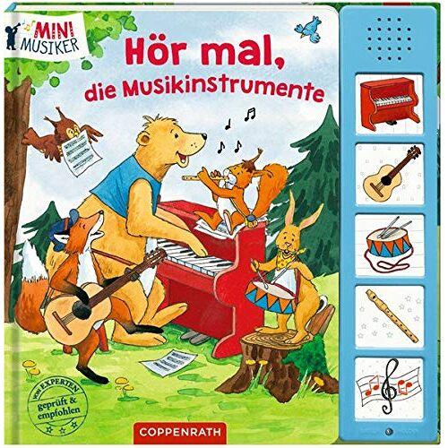 - Hör mal, die Musikinstrumente (Mini-Musiker) - Preis vom 11.05.2021 04:49:30 h