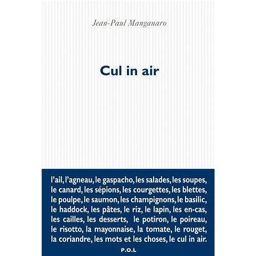 Jean-Paul Manganaro - Cul in air - Preis vom 03.05.2021 04:57:00 h