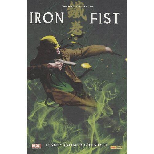 Ed Brubaker - Iron Fist, Tome 03 : - Preis vom 22.10.2020 04:52:23 h