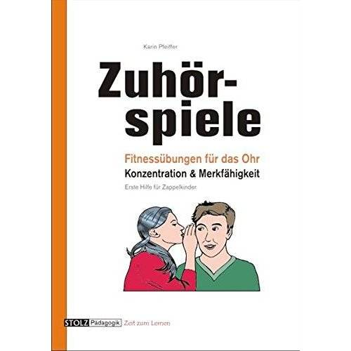Karin Pfeiffer - Zuhörspiele: Fitnessübungen für das Ohr - Preis vom 20.10.2020 04:55:35 h
