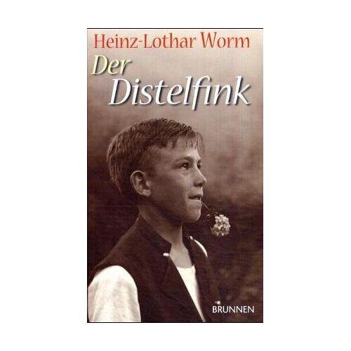 Heinz-Lothar Worm - Der Distelfink - Preis vom 05.09.2020 04:49:05 h