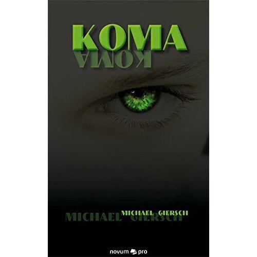 Michael Giersch - Koma - Preis vom 20.10.2020 04:55:35 h