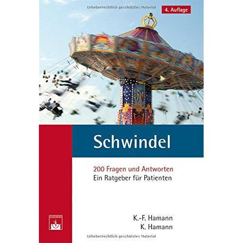 K.-F. Hamann - Schwindel - Preis vom 10.05.2021 04:48:42 h