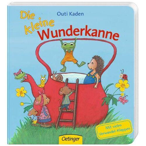 Outi Kaden - Die kleine Wunderkanne - Preis vom 18.10.2020 04:52:00 h