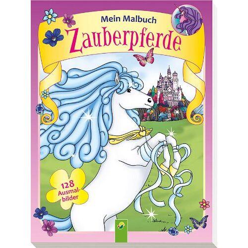 - Mein Malbuch Zauberpferde: 28 Ausmalbilder - Preis vom 11.05.2021 04:49:30 h