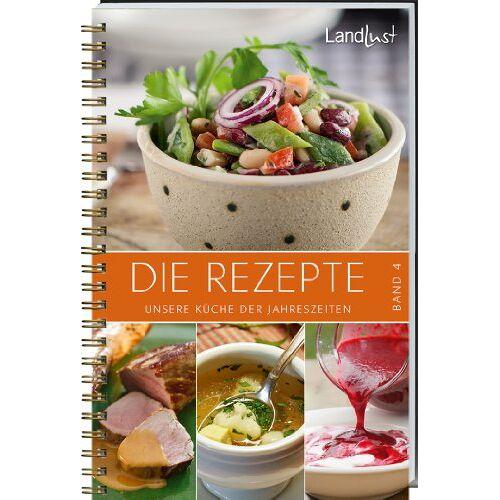 Landlust - Die Rezepte, Band 4: Unsere Küche der Jahreszeiten - Preis vom 23.02.2021 06:05:19 h