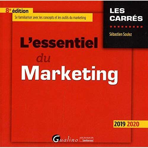 - L'essentiel du Marketing (2019-2020) (Les Carrés Rouge) - Preis vom 20.10.2020 04:55:35 h