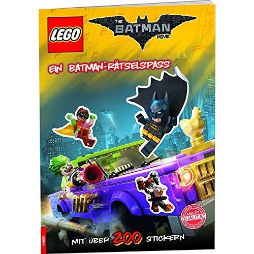 - The LEGO® Batman Movie. Ein BatmanTM-Rätselspaß - Preis vom 21.01.2020 05:59:58 h