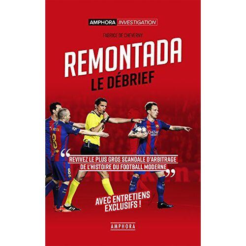 Fabrice de Cheverny - Remontada : Le Debrief - Preis vom 16.01.2021 06:04:45 h