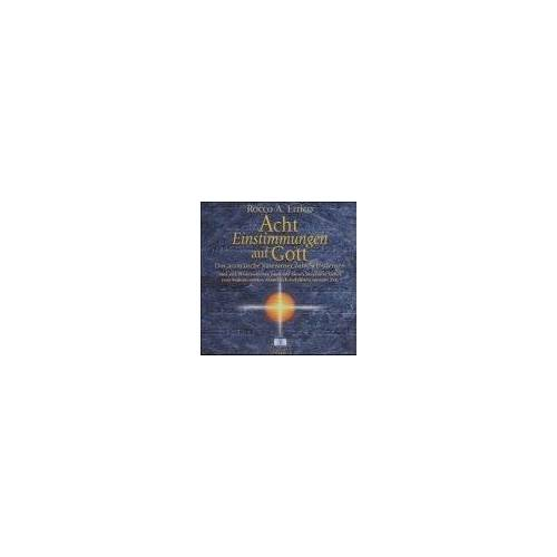 Errico, Rocco A. - Acht Einstimmungen auf Gott. CD. - Preis vom 13.04.2021 04:49:48 h