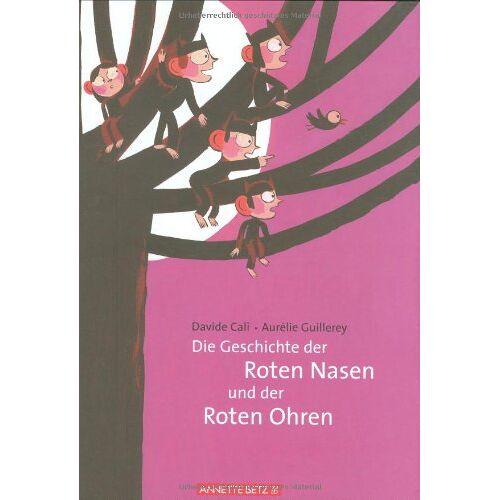 Davide Cali - Die Geschichte der Roten Nasen und der Roten Ohren - Preis vom 11.05.2021 04:49:30 h