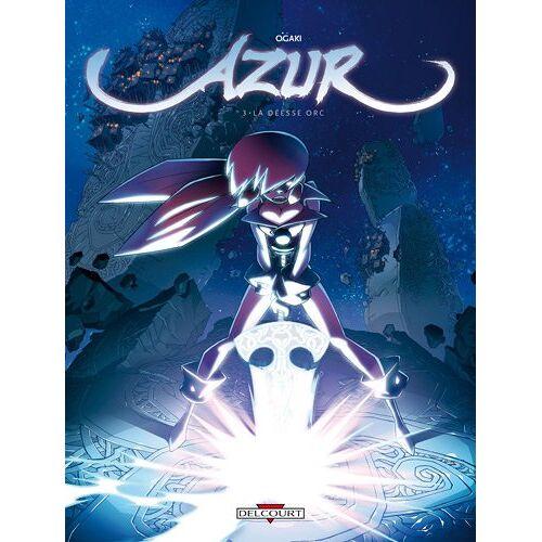 - Azur, Tome 3 : La déesse orc - Preis vom 03.05.2021 04:57:00 h
