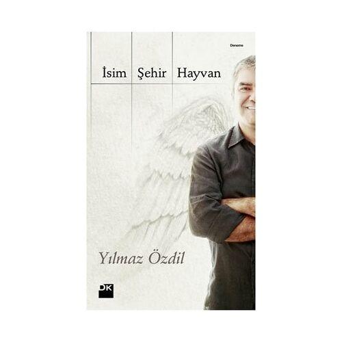 Yilmaz Özdil - Isim Sehir Hayvan - Preis vom 15.01.2021 06:07:28 h