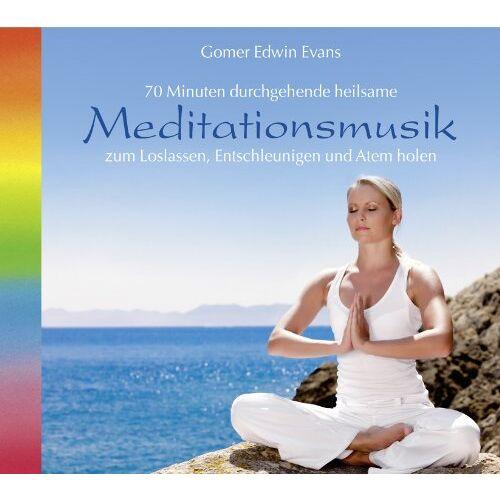 Evans, Gomer Edwin - Meditationsmusik - Preis vom 10.04.2021 04:53:14 h