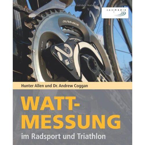 Hunter Allen - Wattmessung im Radsport und Triathlon - Preis vom 20.10.2020 04:55:35 h