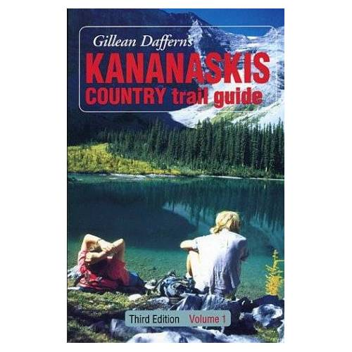 Gillean Daffern - Kananaskis Country Trail Guide - Preis vom 12.04.2021 04:50:28 h
