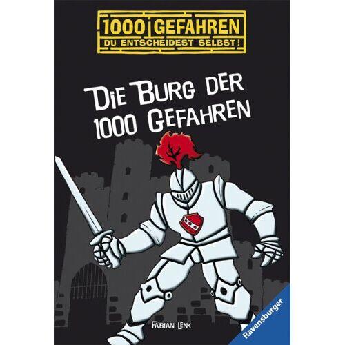 Fabian Lenk - Die Burg der 1000 Gefahren: 1000 Gefahren. Du entscheidest selbst! - Preis vom 08.12.2019 05:57:03 h