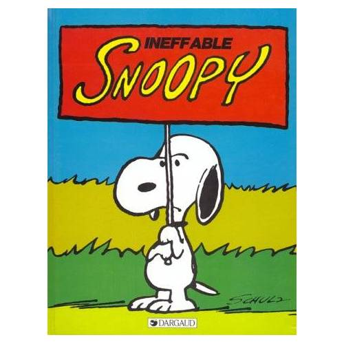 - Snoopy t8 ineffable snoopy - Preis vom 20.10.2020 04:55:35 h