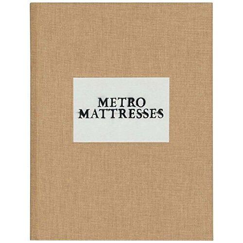 Ed Ruscha - Ed Ruscha. Metro Mattresses: Metro Mattresses - Preis vom 25.02.2021 06:08:03 h