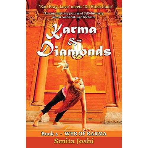 Smita Joshi - Karma & Diamonds - Web of Karma: Book 2 (Karma and Diamonds) - Preis vom 22.10.2020 04:52:23 h
