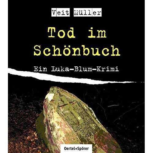 Veit Müller - Tod im Schönbuch - Preis vom 20.10.2020 04:55:35 h