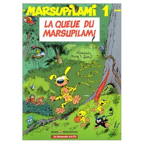 Batem - Marsupilami Tome 1 : La queue du Marsupilami - Preis vom 20.10.2020 04:55:35 h
