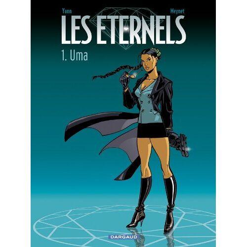 Yann - Les Eternels, Tome 1 : Uma (Eternels (les)) - Preis vom 19.10.2020 04:51:53 h