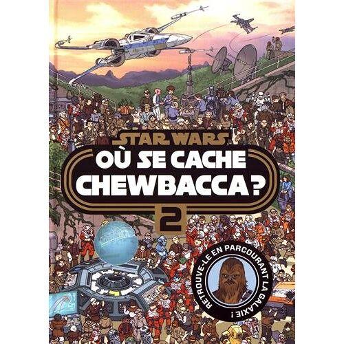 - Star Wars : Où se cache Chewbacca ? Tome 2 - Preis vom 15.01.2021 06:07:28 h