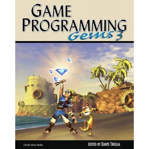 Dante Treglia - Game Programming Gems (Game Programming Gems (W/CD)) - Preis vom 07.04.2021 04:49:18 h