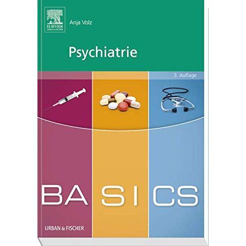 Anja Volz - BASICS Psychiatrie - Preis vom 12.05.2021 04:50:50 h