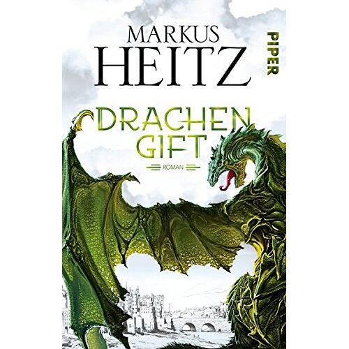 Markus Heitz - Drachen (Heitz): Drachengift: Roman - Preis vom 20.10.2020 04:55:35 h