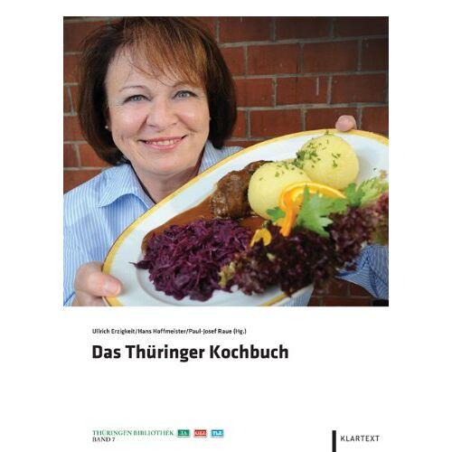 Ullrich Erzigkeit - Das Thüringer Kochbuch - Preis vom 05.09.2020 04:49:05 h